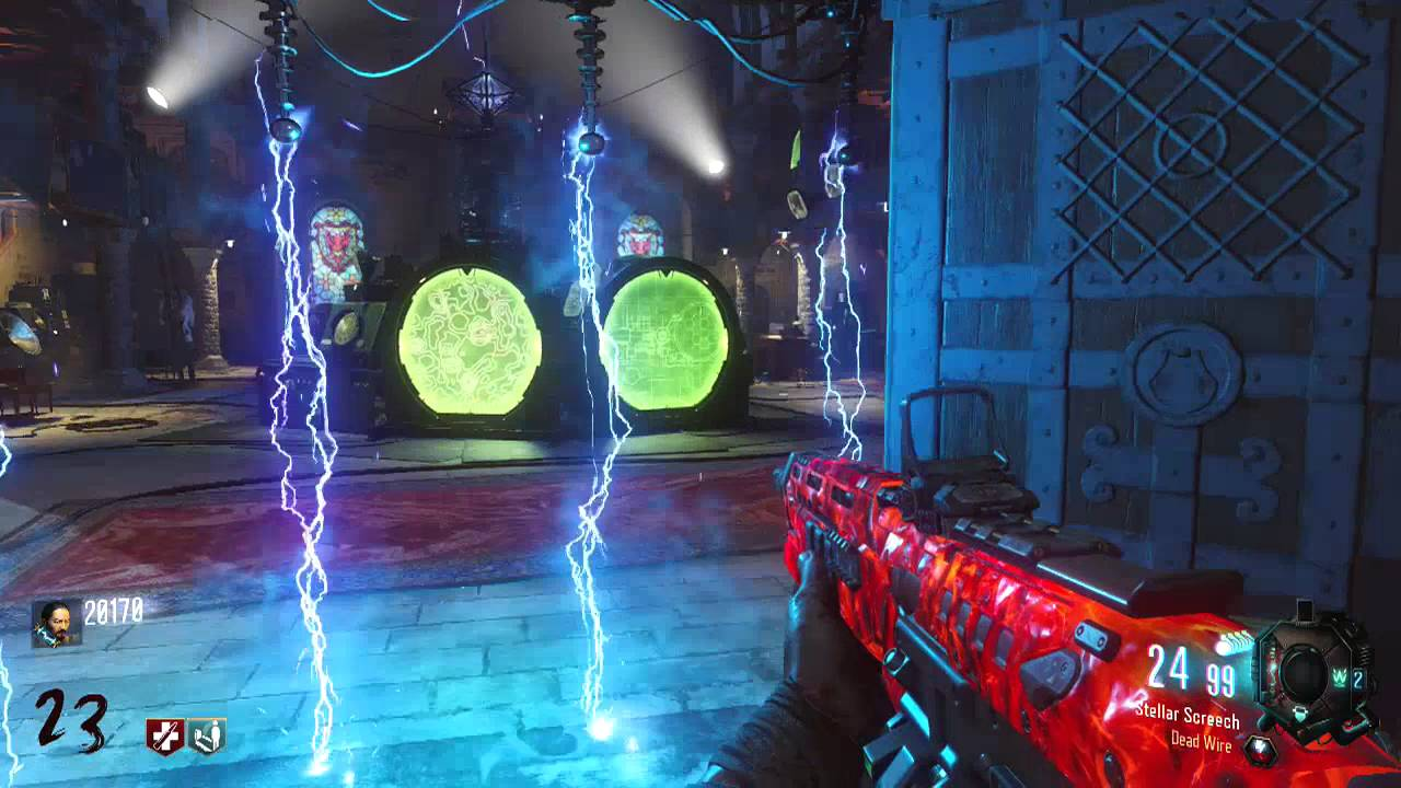 Call of Duty: Black Ops 3 Zombie Chroniken Ascension Map Walkthrough ...