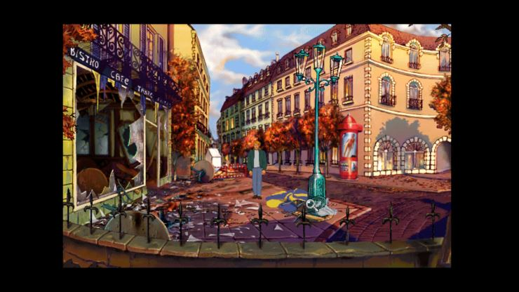 ScummVM utgitt for Nintendo Switch
